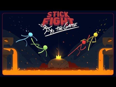 How to invite friends in Stick Fight!