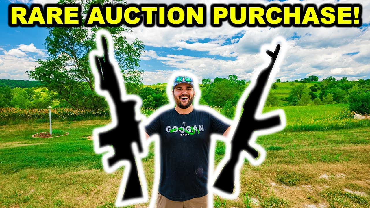 I CAN'T Believe I Found THESE at the AUCTION!!! (Catch Clean Cook)