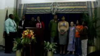 "PT Youth Day 2009 Praise Team - ""Sacrifice of Praise"" clip"