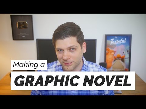 COMING SOON: Making a Graphic Novel Course