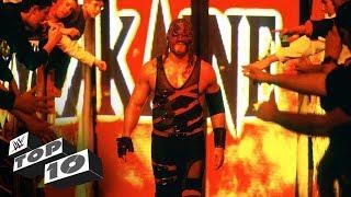 Kane's greatest returns: WWE Top 10, July 9, 2018
