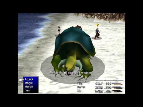 Final Fantasy VII - Enemy Skill - Death Force 1080p