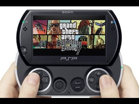 How to Install ISO Games on PSP GO