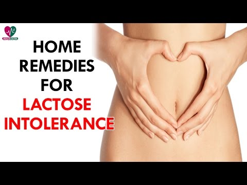 Home Remedies For Lactose Intolerance - Health Sutra