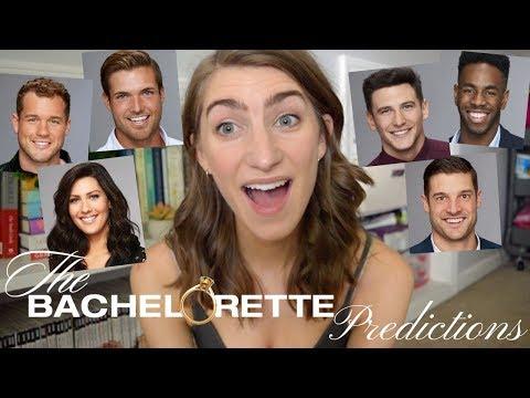 My Bachelorette Predictions | Season 14 Becca Kufrin