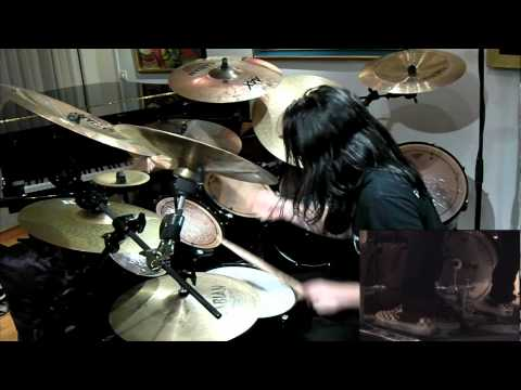 Drum cover of Now You've Got Something To Die For
