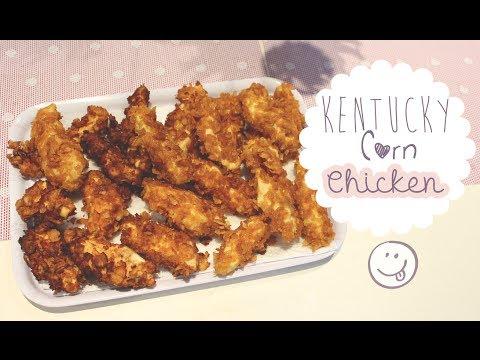 ♡ Kentucky Corn Chicken (Façon KFC !)