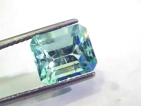 5.75 Ct Unheated Natural Colombian Emerald Gemstone**RARE**