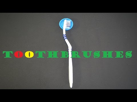 Creative Ways to Reuse Plastic Bottles (6) :Toothbrushes