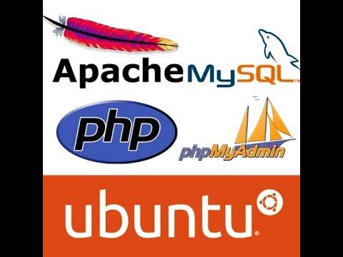 Install Full Webserver Apache, PHP, MySQL, PhpMyAdmin on | Ubuntu