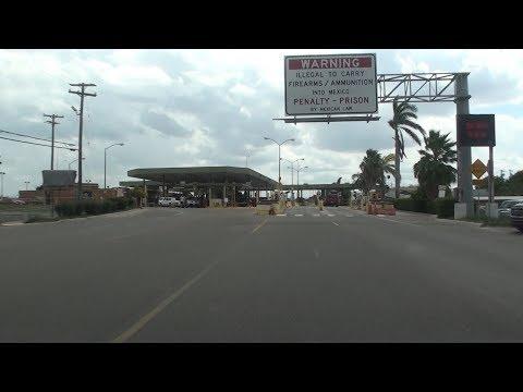 PROGRESO LAKES, TEXAS - NUEVO PROGRESO, MEXICO BORDER CROSSING