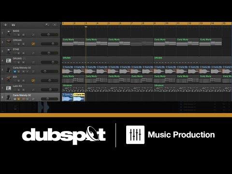 Logic Pro X Tutorial - House Music Vocal Chopping Techniques w/ Matt Shadetek