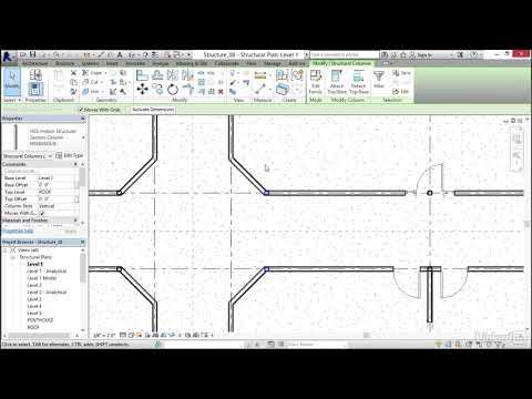 012 Creating column offsets