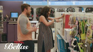 Brie Bella and Daniel Bryan go shopping for their baby registry: Total Bellas, Sept. 20, 2017