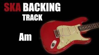 Ska Backing Track (120bpm) C Major