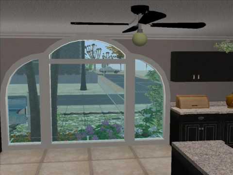 Sims 2 beach house