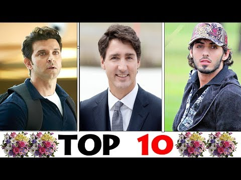 Top 10 Most Handsome Mans in The World - 1080p