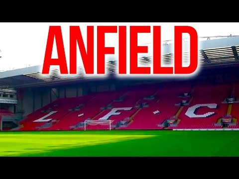 Finding My Way To Anfield  -  LIVERPOOL FOOTBALL CLUB, Anfield Road, Liverpool, Merseyside L4 OTH