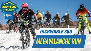 INCREDIBLE 360 Megavalanche Run | CRC |