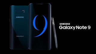 Samsung Galaxy Note 9 Trailer 2018