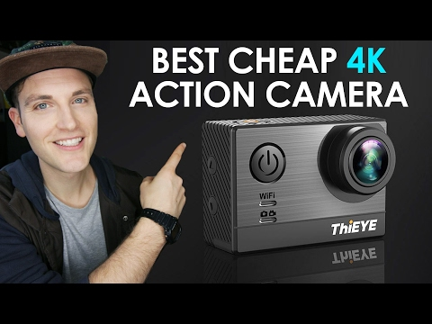 Best Cheap 4K Action Camera — ThiEYE T5e Review