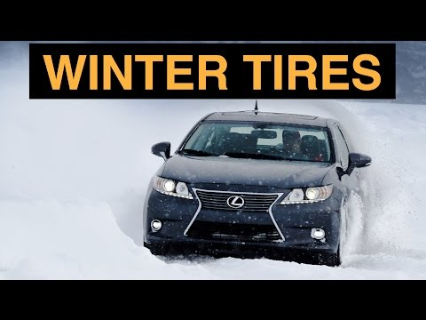 Winter Tires Explained - Bridgestone Blizzak WS80