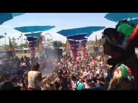 Mikey Lion - Live @ Coachella 2014