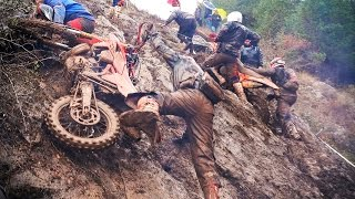 ▶1st HI⚔PANIA Hard Enduro Race Edition◀ Crashes & Show || Day1 & 2 || 4K
