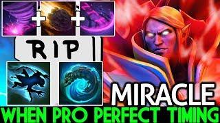 Download Miracle- [Invoker] When Pro Perfect Timing 100% Auto Kill Weaver 7.21 Dota 2 Video