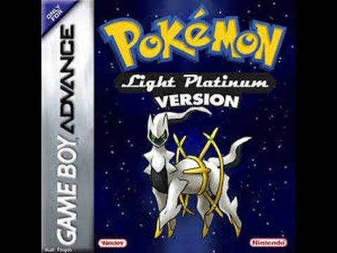 Pokemon Light Platinum Final Beta PSP