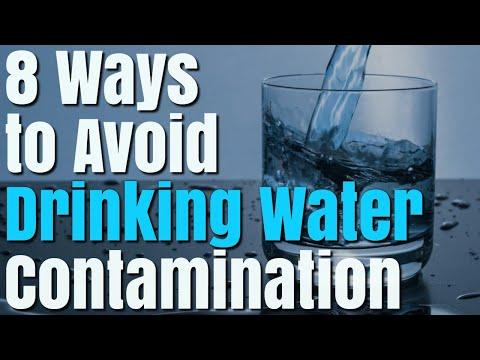 8 Ways to Avoid Drinking Water Contamination