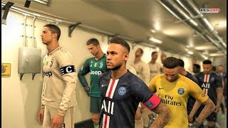 PES 2019 | Tottenham vs Liverpool | Penalty Shootout | Final UEFA