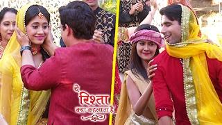 Gayu Naksh DANCE At Naira HALDI Ceremony | ये रिश्ता क्या कहलाता है | Yeh Rishta Kya Kehlata Hai