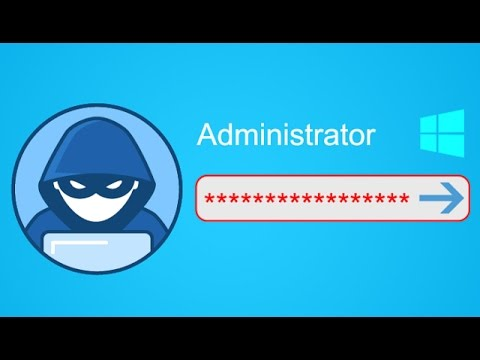 Reset administrator password of Windows 7/8/10 without any software2018 ??Techno world