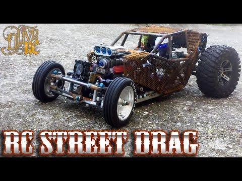 RC STREET DRAG Homemade