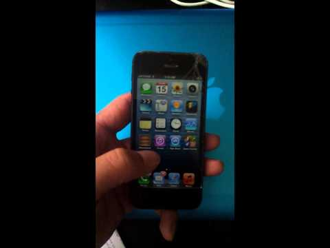 unlock iPhone 5 Spr!nt, Canadian Bell and Other Country Network iPhone 5 using GPP Unlock sim
