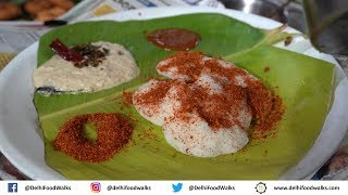 SOFTEST Idli in the WORLD | AWESOME Upma Dosa + MIRCHI Bhajji + PUNUGULU