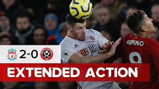 Liverpool 2-0 Sheffield United | Extended Premier League highlights