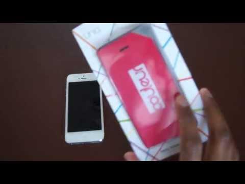 Uniq Couleur Case for iPhone 5S / 5 Review