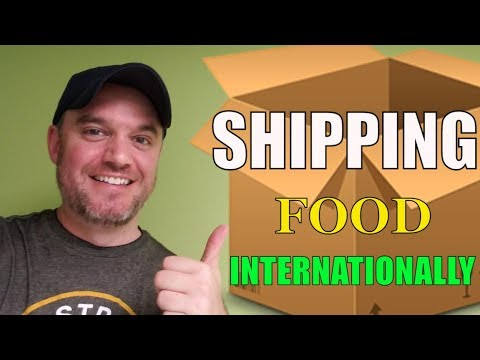 How to Sell Ship Cakes and CHocolate Internationally Pros and Cons