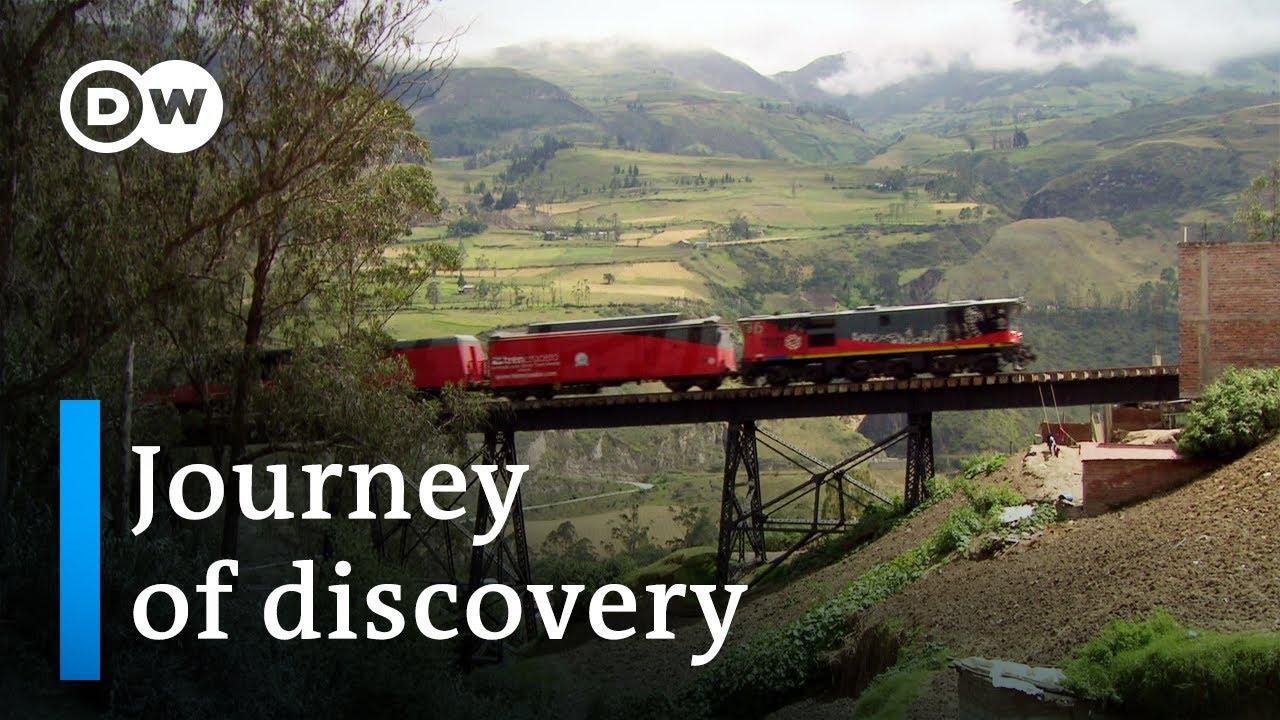 Traveling Ecuador by train   DW Travel Documentary