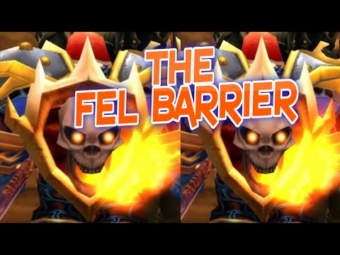 Best WoW Transmog Weapons Ep.7 The Fel Barrier
