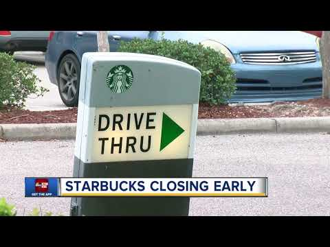 Starbucks to close early for racial-bias training