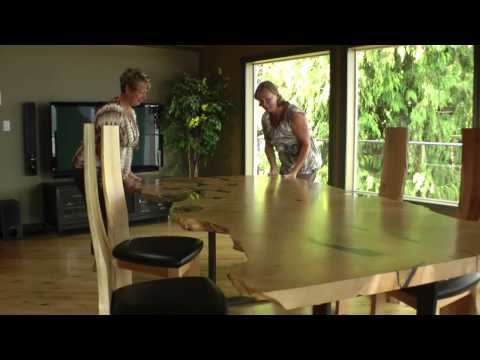 Live Edge Designs Dining Tables