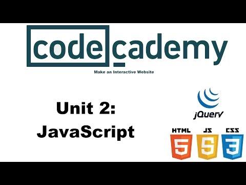 Make an Interactive Website: JavaScript