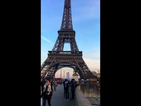 Paris Travel 2017 | Louvre Museum | Notre Dame | Moulin Rouge