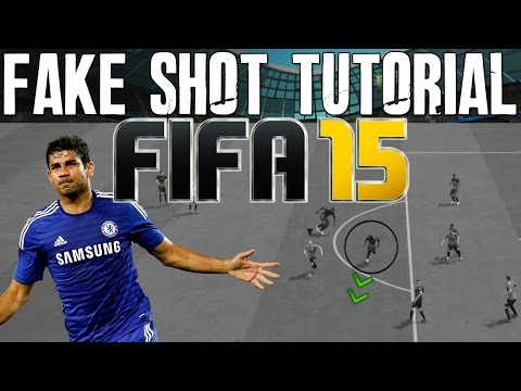 FIFA 15 Tutorials & Tips | Advanced Fake Shot (How to) | Best FIFA Guide (FUT & H2H) - Skill Moves