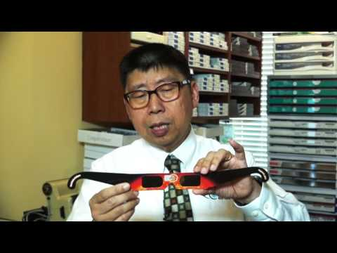 ⭐️Never Look at a Solar Eclipse With Your Naked Eyes | Dr. Albert Pang Explains