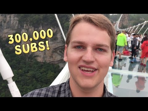 300,000 SUBSCRIBERS – THANK YOU!