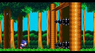 Sonic Generations 3DS - Classic Mushroom Hill - PakVim net HD Vdieos